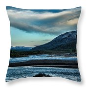 Nature's Touch Throw Pillow