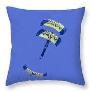 Navy Seals Leap Frogs One Upside Down Throw Pillow