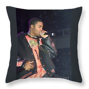 Naz Throw Pillow