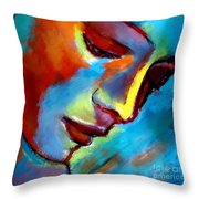 Near To The Heart Throw Pillow