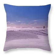 Nearer My God To Thee Throw Pillow