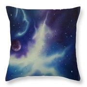 Nebulae Ngc -1014 Throw Pillow