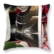 Necessity Is The Mother Of Invention Throw Pillow