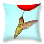 Nectar Good To The Last Drop Throw Pillow