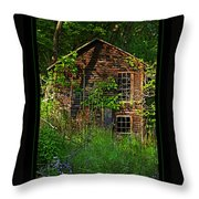 Needs Lawncare Throw Pillow