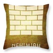 Nehimiah Throw Pillow