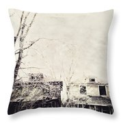 Neighborhood Throw Pillow