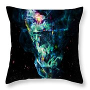 Neil Degrasse Tyson Throw Pillow