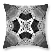 Networked Throw Pillow
