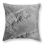 Nevada Skyview Throw Pillow