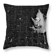 Never Let You Down Throw Pillow