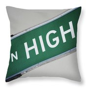 Never Looked So Good Throw Pillow
