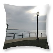 New Baltimore Throw Pillow