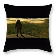 New Beginnings... Throw Pillow