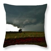 New Cordell Supercell Throw Pillow