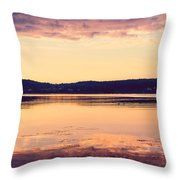 New Day New Hope Throw Pillow