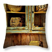 New Mexico Sideboard Throw Pillow