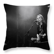 New Model Army Throw Pillow