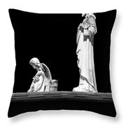 New Orleans Cemeteries Worth A Stop Throw Pillow