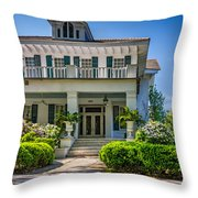 New Orleans Home 5 Throw Pillow