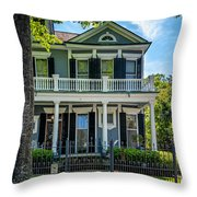 New Orleans Home 6 Throw Pillow