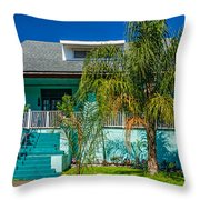 New Orleans Home 7 Throw Pillow