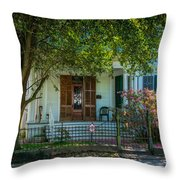 New Orleans Home 8 Throw Pillow