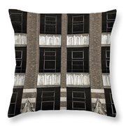New Photographic Art Print For Sale Downtown Los Angeles 4 Throw Pillow