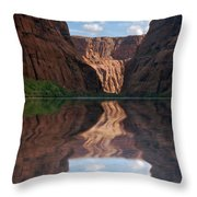 New Photographic Art Print For Sale Grand Canyon 16 Throw Pillow
