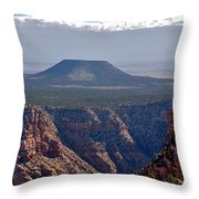 New Photographic Art Print For Sale Grand Canyon Throw Pillow