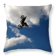 New Point Of View Throw Pillow