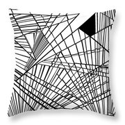 New Times Throw Pillow