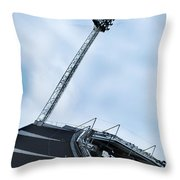 New Ullevi Stadium 06 Throw Pillow