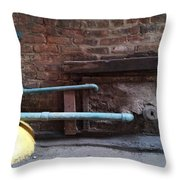 New Use Throw Pillow