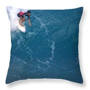 New World Champion Throw Pillow