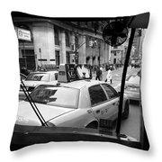 New York Street Photography 14 Throw Pillow