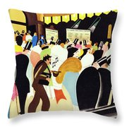 New Yorker February 28 1931 Throw Pillow