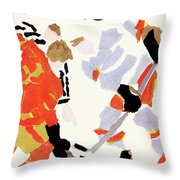 New Yorker February 28th, 1970 Throw Pillow