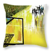 New Yorker February 5th, 1966 Throw Pillow