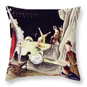 New Yorker January 30 1937 Throw Pillow
