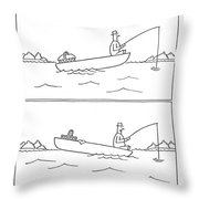 New Yorker July 26th, 1941 Throw Pillow