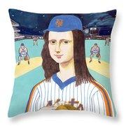 New Yorker June 3rd, 1991 Throw Pillow