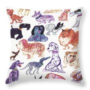 New Yorker March 21st, 1970 Throw Pillow