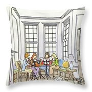 New Yorker March 3rd, 1980 Throw Pillow