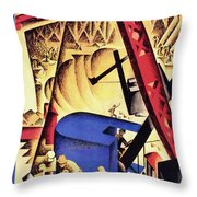 New Yorker May 2 1931 Throw Pillow