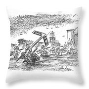 New Yorker May 20th, 1944 Throw Pillow