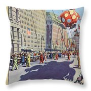 New Yorker November 29th, 1952 Throw Pillow