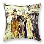 New Yorker November 5 1938 Throw Pillow