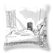 New Yorker September 1st, 1980 Throw Pillow