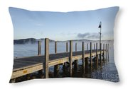 Newfound Lake -  Bristol New Hampshire Throw Pillow
